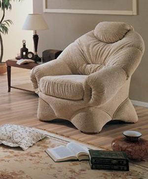 """Кресло для отдыха  """"Глория-14 """".  Категория ткани."""